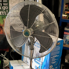"""WINDKING 18"""" High Velocity Stand/Wall Industrial Growroom Office Warehouse Cooling Fan"""