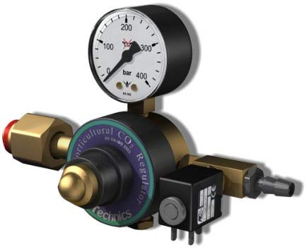 EcoTechnics Gas Regulator - Grow Power Hydroponics