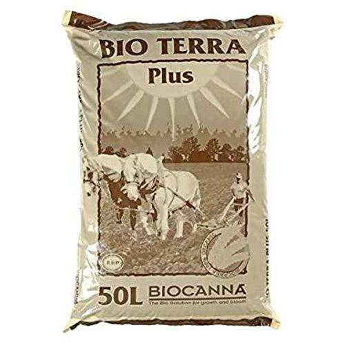 Canna Bio Terra Plus - Grow Power Hydroponics