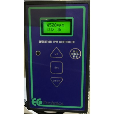 EcoTechnics Evolution PPM Controller - Grow Power Hydroponics