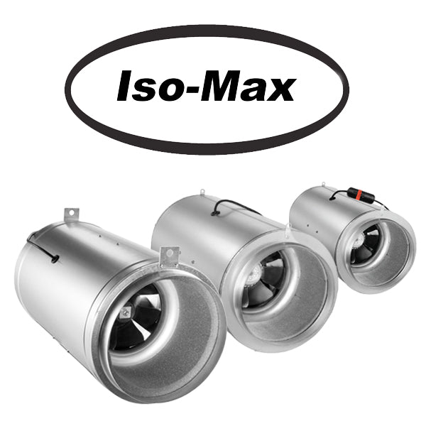 Can IsoMax Fan - Grow Power Hydroponics