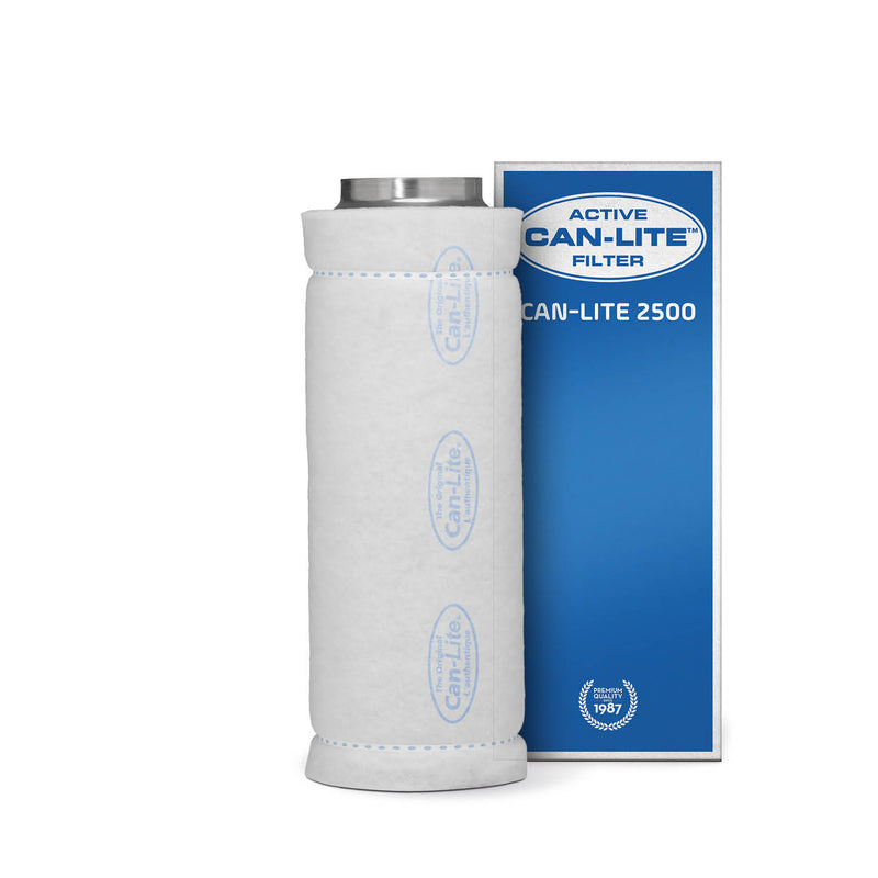 CAN-Lite 2500 Carbon Filter - Grow Power Hydroponics