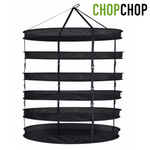 ChopChop Commercial Drying Rack (90cm wide x 150cm high) - Grow Power Hydroponics