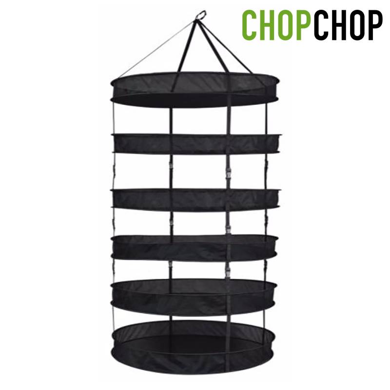 ChopChop Professional Drying Net (60 wide x 150cm high) - Grow Power Hydroponics