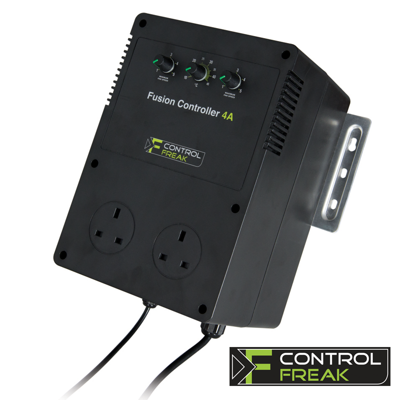 Control Freak Fusion Fan Controller - Grow Power Hydroponics