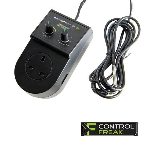 Control Freak Intelligent Fan Controller 5A - Grow Power Hydroponics