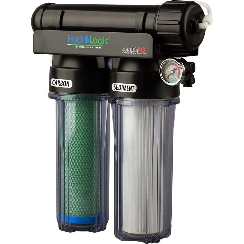 HydroLogic Stealth RO 150™ - Grow Power Hydroponics