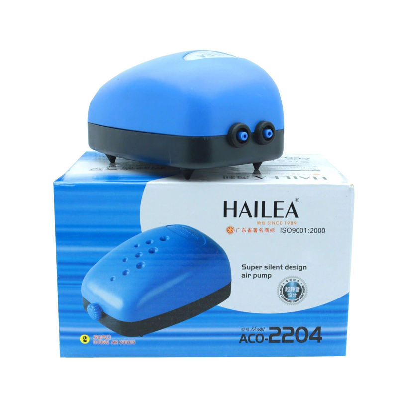 Hailea 22 Series Economy Air Pumps - Grow Power Hydroponics