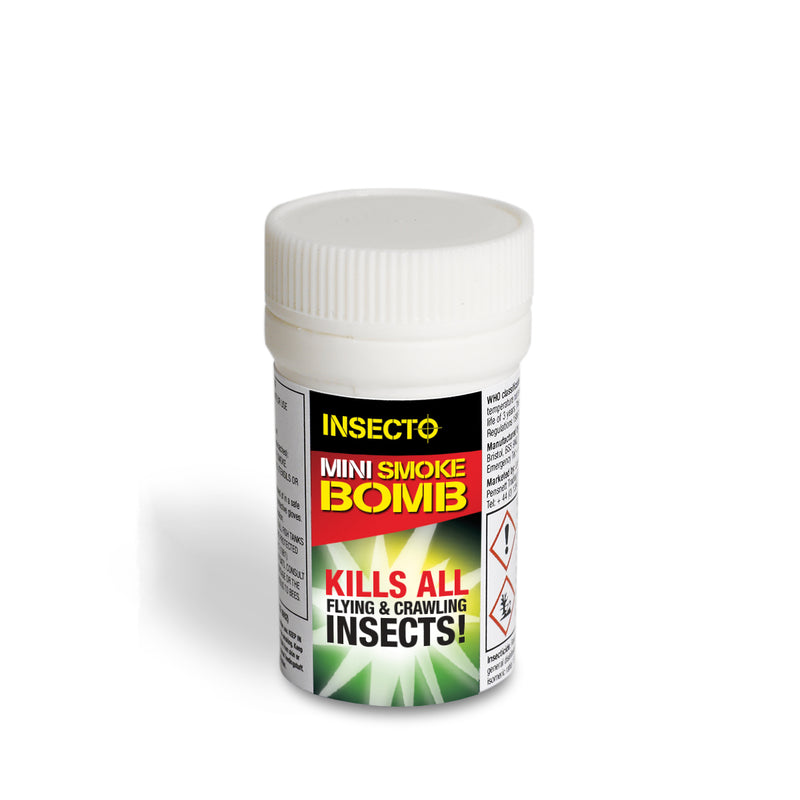 INSECTO Pyrethrin Smoke Bomb - Grow Power Hydroponics