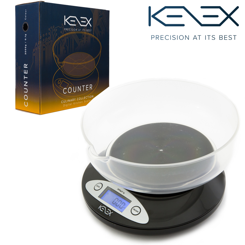 Kenex Counter Precision Scales - Grow Power Hydroponics