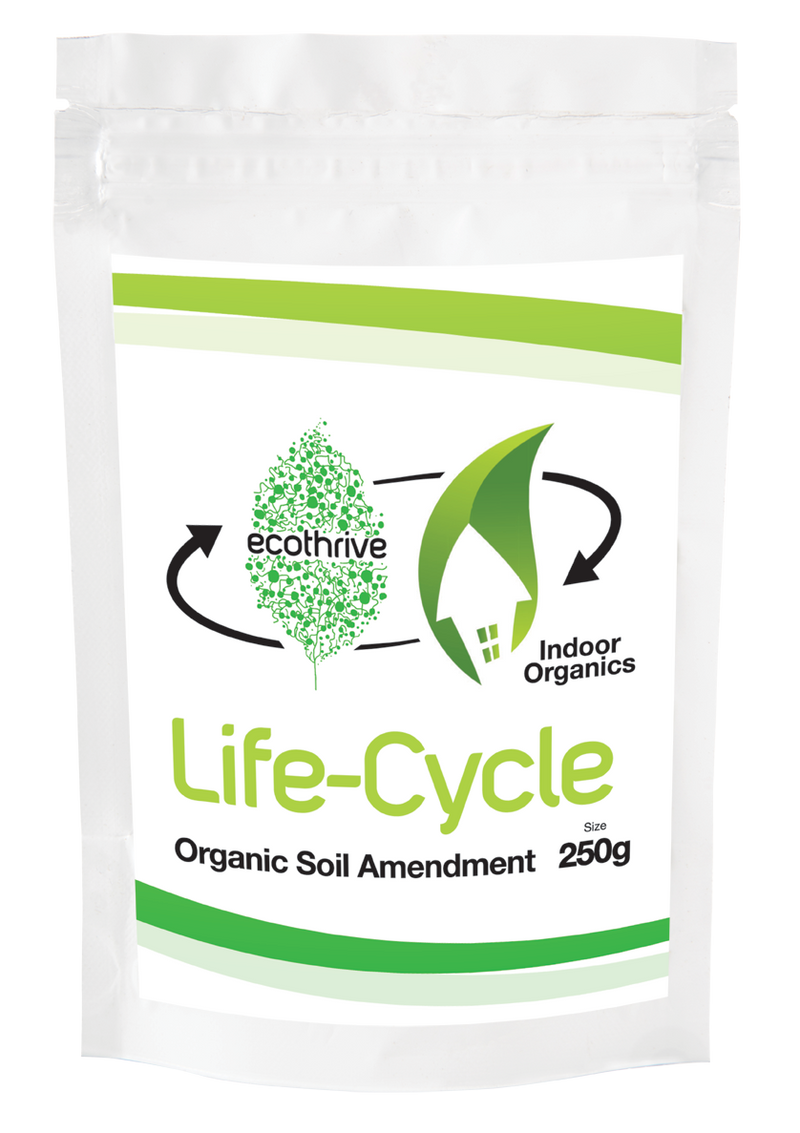 Ecothrive Life-Cycle - Organic Soil Amendment - Grow Power Hydroponics