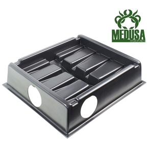 Medusa Baseline RTA System, 4 Pot Add On Kit - Grow Power Hydroponics