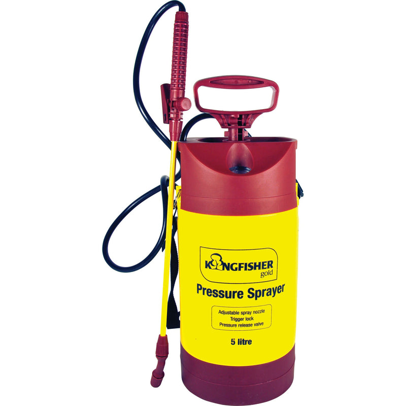 Pressure Sprayer 5L - Grow Power Hydroponics