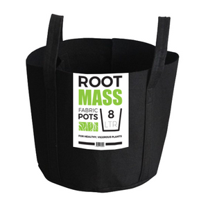 RootMASS Fabric Pots - Grow Power Hydroponics
