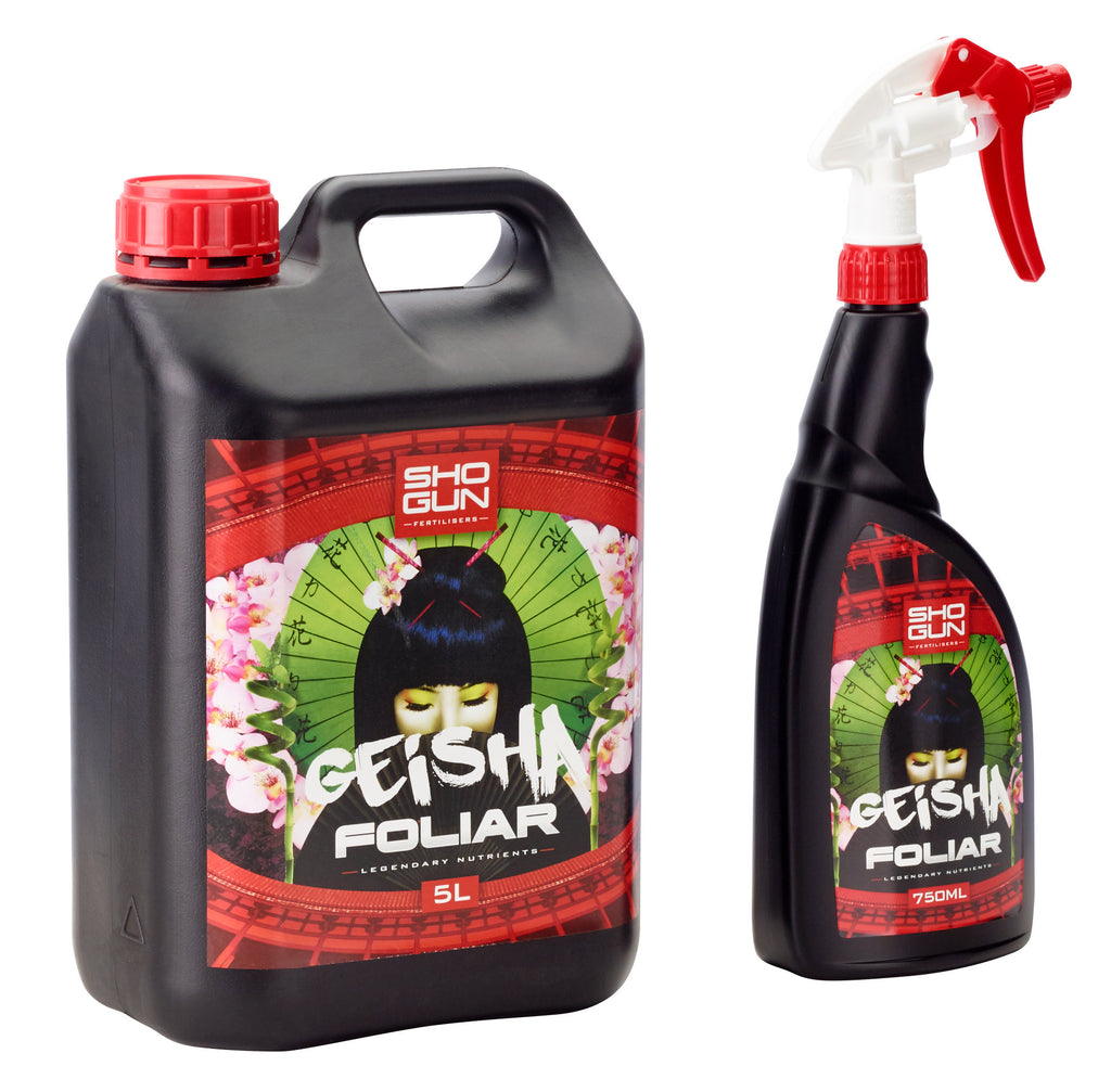 Shogun Geisha Foliar - Grow Power Hydroponics