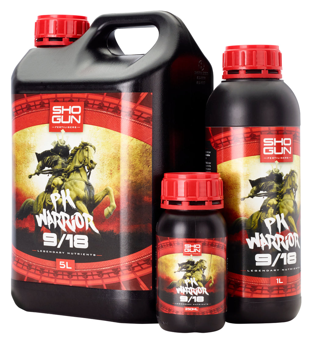 Shogun PK Warrior 9/18 - Grow Power Hydroponics