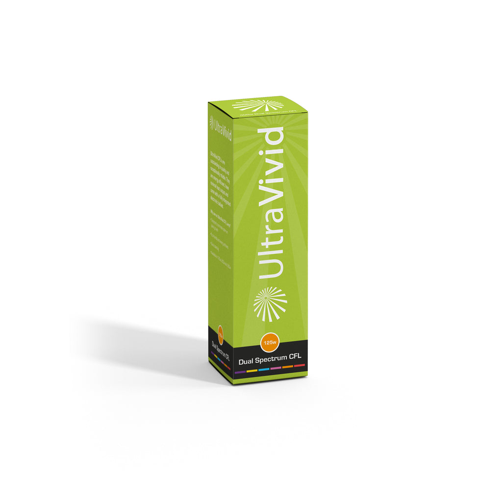 UltraVivid Dual Spectrum CFL - Grow Power Hydroponics