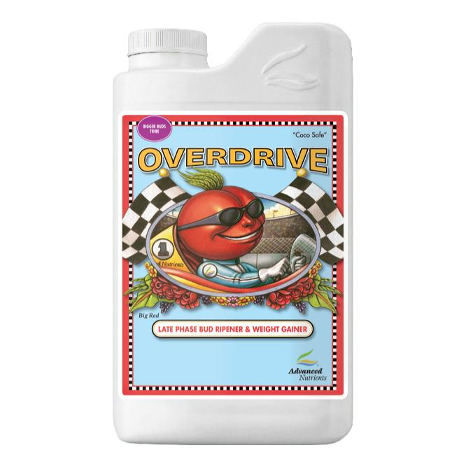 Advanced Nutrients Overdrive - Grow Power Hydroponics