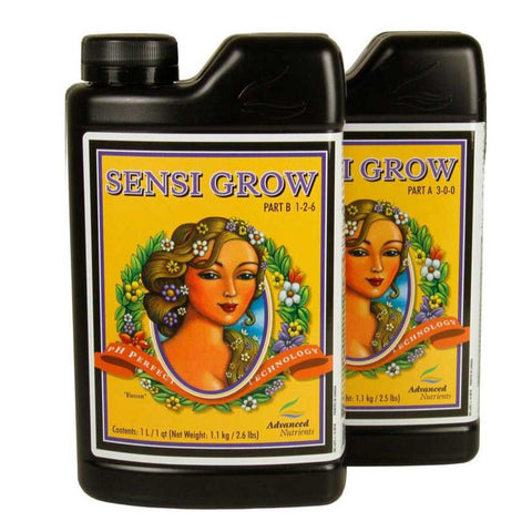 Advanced Nutrients Sensi Grow - Grow Power Hydroponics