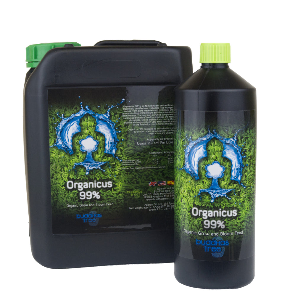 Buddhas Tree Organicus 99 - Grow Power Hydroponics