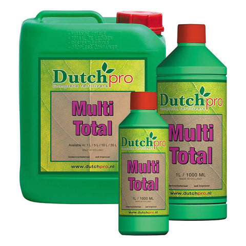 Dutch Pro Multi Total - Grow Power Hydroponics