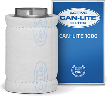 CAN-Lite 1000 Filter 200mm - Grow Power Hydroponics