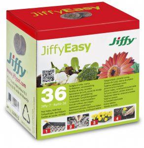 Jiffy Propagation Plugs - Grow Power Hydroponics