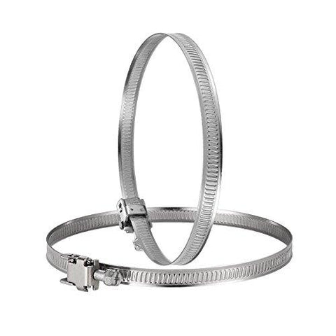 Ducting Clamp - Grow Power Hydroponics