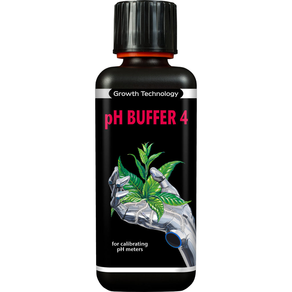 Growth Technology Buffer 4 Solution - Grow Power Hydroponics