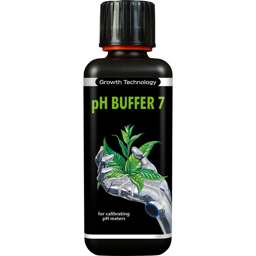 Growth Technology Buffer 7 Solution - Grow Power Hydroponics