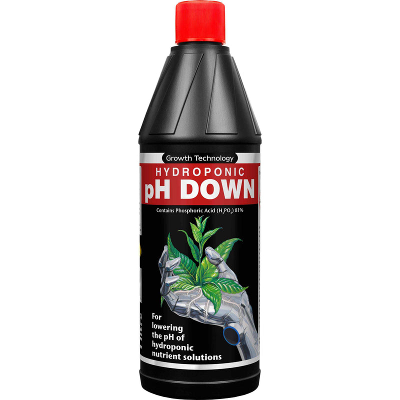 Growth Technology pH down - Grow Power Hydroponics