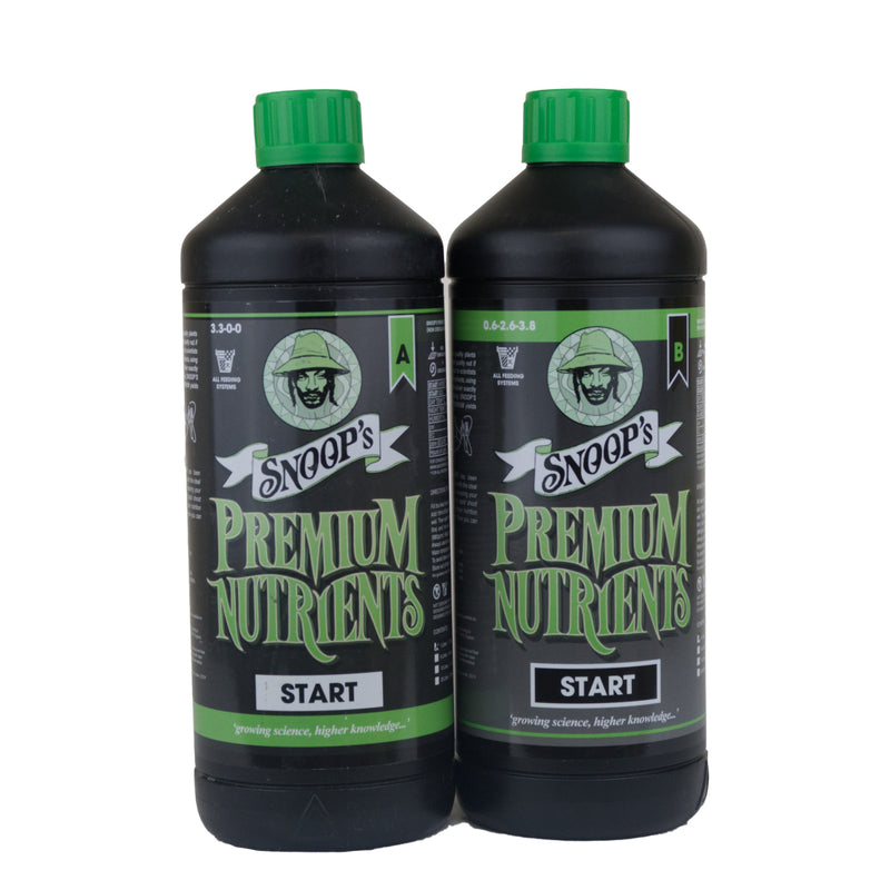 Snoops Premium - Start AB - Grow Power Hydroponics