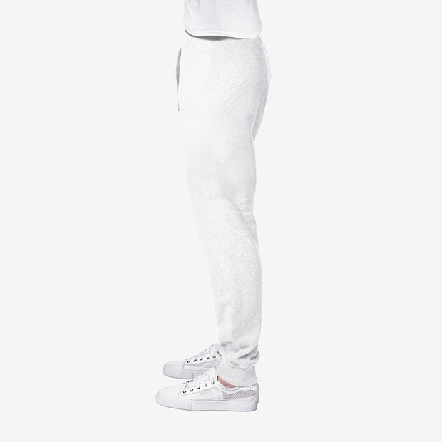 "The Barbershop ""Winter White"" Men's Joggers"