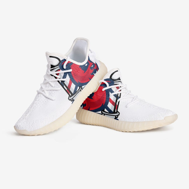 The Barbershop Red Ribbon Sneaker