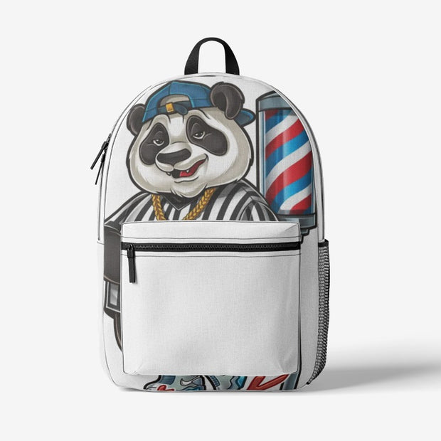 "The Barbershop ""Paxton Know's"" Backpack"