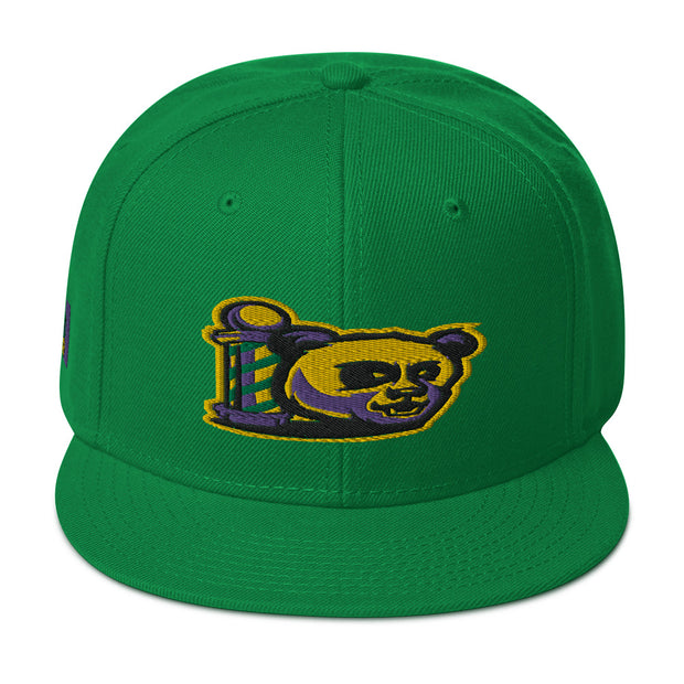 The Barbershop Might Ducks Throw Back Snapback Hat