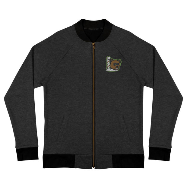 The Barbershop Salute To Service Bomber Jacket