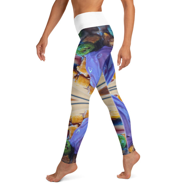 "62° ""Breakfast Delight"" Yoga Leggings"