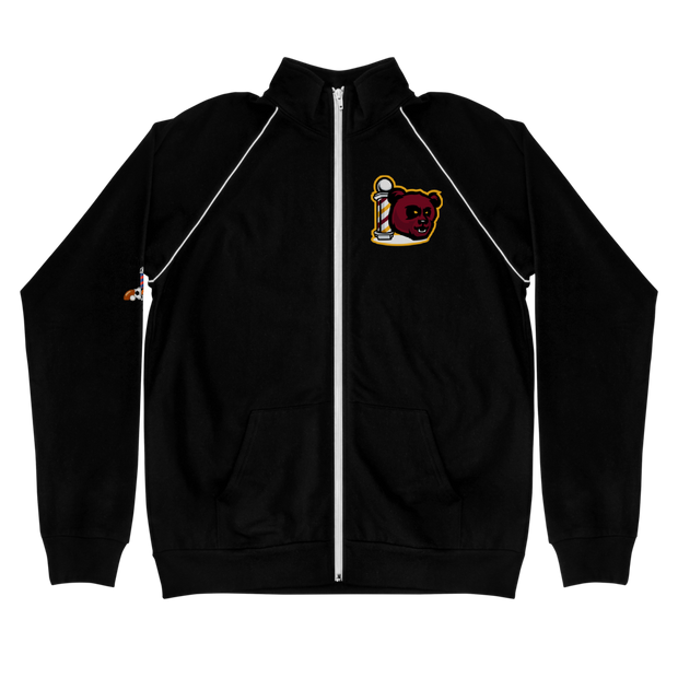 The Barbershop Piped Fleece Jacket