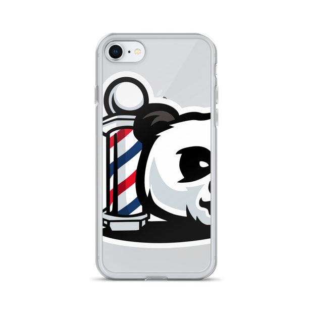 The Barbershop iPhone Case