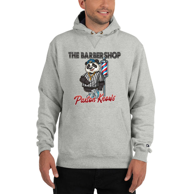 "The Barbershop ""Paxton Knows"" Champion Hoodie"