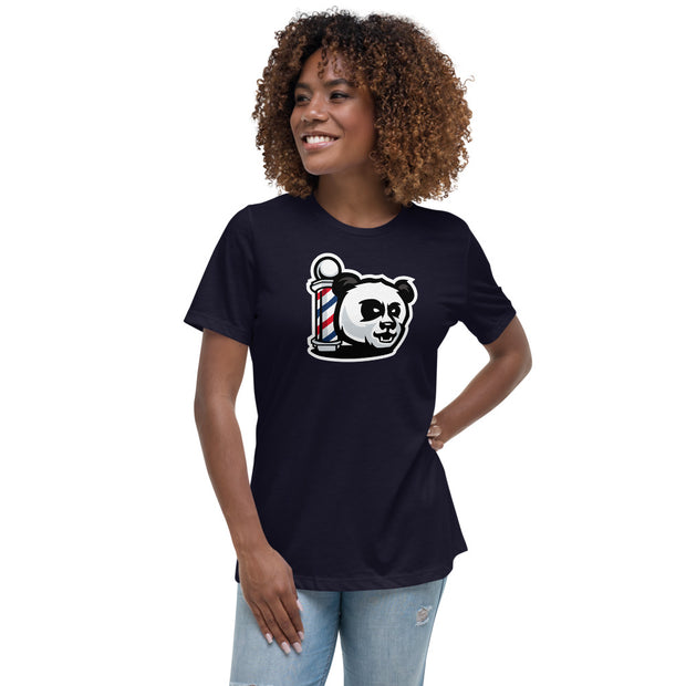 The Barbershop Women's Relaxed T-Shirt