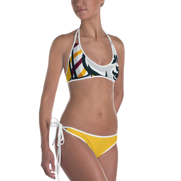 The Barbershop 2 piece Bathing Suit