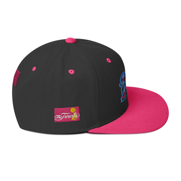 The Barbershop Kyrie Finals Snapback Hat