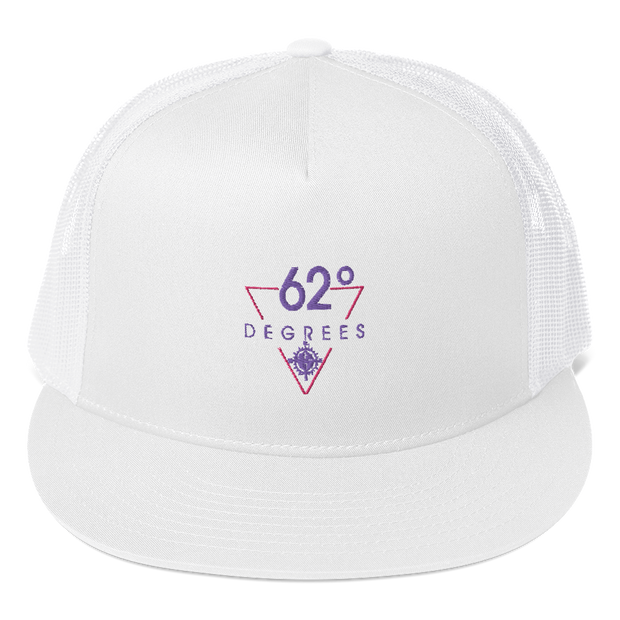 62° Pool Water Trucker Cap