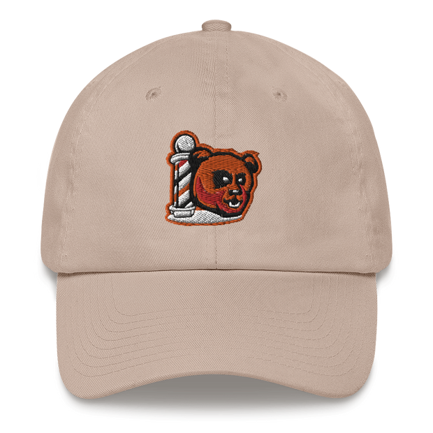 The Barbershop Color Rush Dad hat