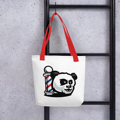 The Barbershop Tote bag
