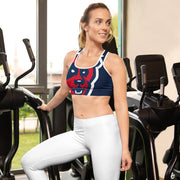 The Barbershop Padded Sports Bra