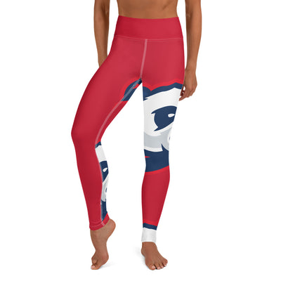 The Barbershop Yoga Leggings