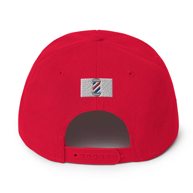 The Barbershop Opening Day Snapback Hat
